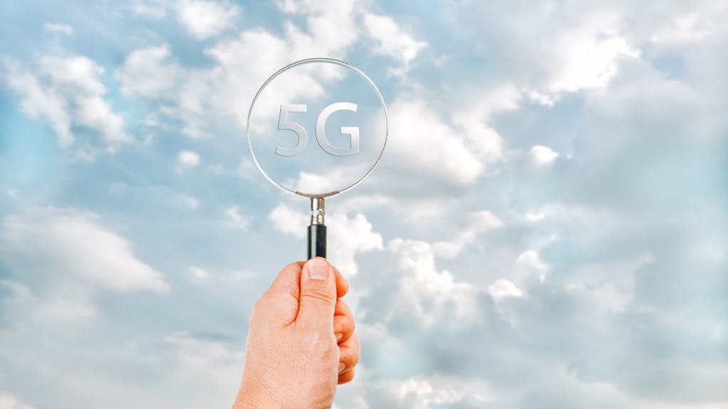 Where to find 5G